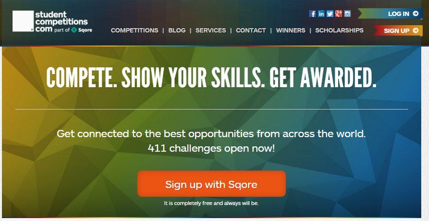studentcompetitions.com