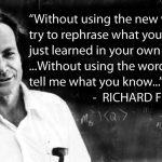 Kuasai Cara Belajar Cepat dengan Feynman Technique